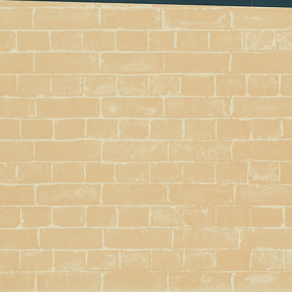 8190 Woodcutter's Brick Wallpaper