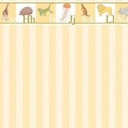 8263 wallpaper nursery yellow