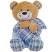 485305 keel teddy blue