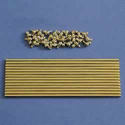 5211 Brass Stair Rods