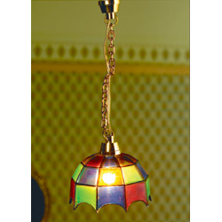7041 Tiffany Ceiling Light