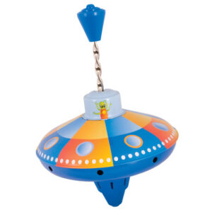 Spinning Top Small Humming Top