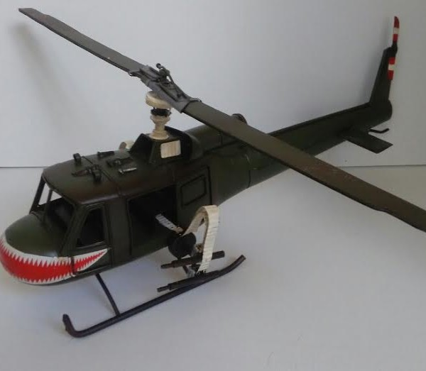 ASSAULT HELICOPTER