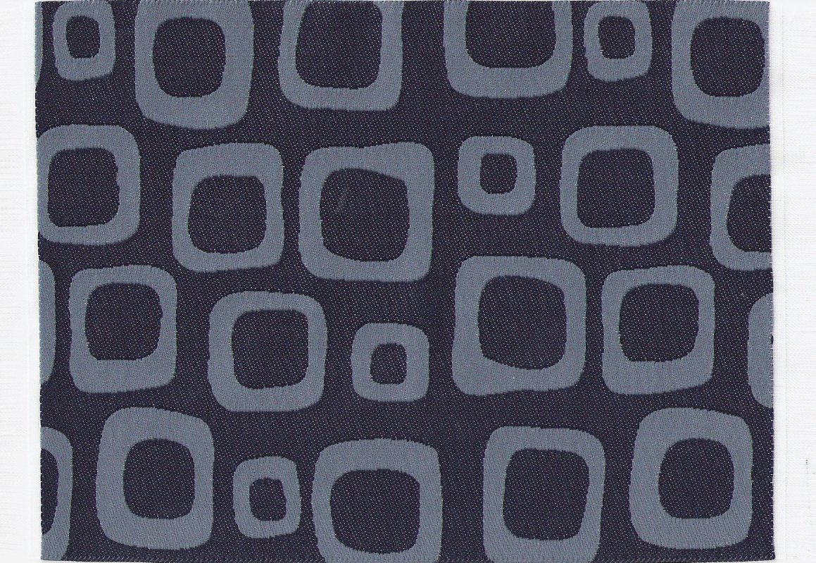 Modern rug dark blue for Rugs for dark floors