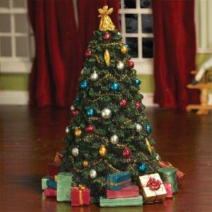 5765 Christmas Tree Resin