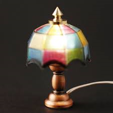 DE011a Table Lamp Light