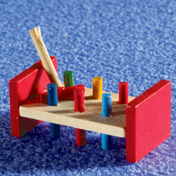 4854 Wooden Toy D124