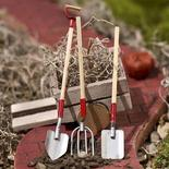 DHO36 Garden Tools Red