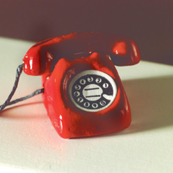 4106 Red Telephone
