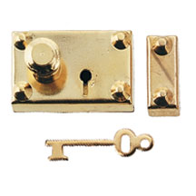 HW134 Lock/Key 1set/pk
