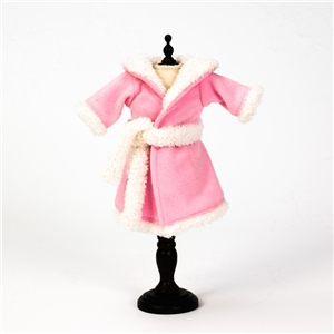 Dolls Clothes Bathrobe and Slippers - Doll Store 0950148db