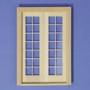 Classic French Door 7258