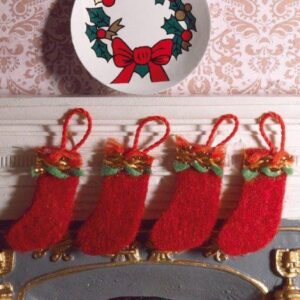 Christmas stockings xmas 6546