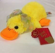 Duck Soft Toy 065917 keel