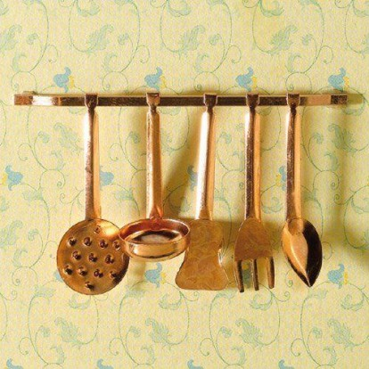Kitchen Utensils, 5 pcs 4115