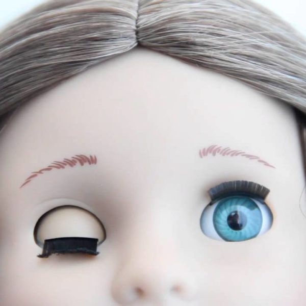 Dolls Eyes Replaced