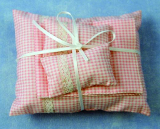 Double bedding pink