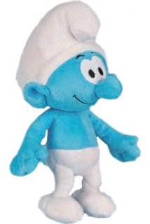 The Smurfs Deluxe Jumbo Plush Smurf