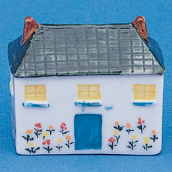 6280 Doll House Porcelain