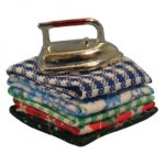 Pile of Ironing D661