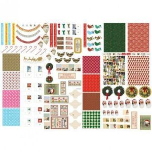 Christmas Cut-out Sheet 5806