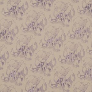 Pastorial Lilac Paper WP943