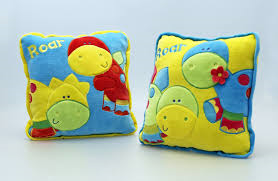 Dinky Dinos Children's Cushion