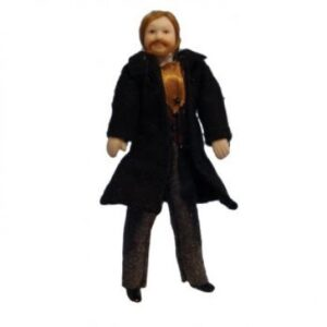 Porcelain Victorian Bearded Gentleman DP159
