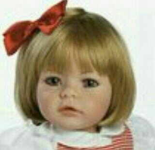Dolls Wig Doris